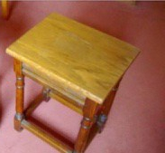old side tables